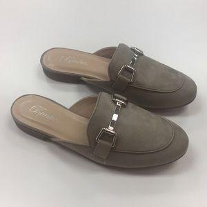 Shoes - 🌿 Slip on Backless Flat Heel Loafer Mules🌿